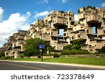 montreal  canada   july 15 ... | Shutterstock . vector #723378649