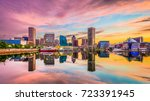 Baltimore  Maryland  Usa...