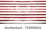 seamless vector sailor stripes... | Shutterstock .eps vector #723405631