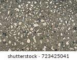 asphalt texture  road background | Shutterstock . vector #723425041