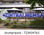 mainz  germany   october 24 ... | Shutterstock . vector #723434761