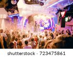 odessa  ukraine july 17  2015 ... | Shutterstock . vector #723475861