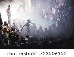 odessa  ukraine june 14  2014 ... | Shutterstock . vector #723506155