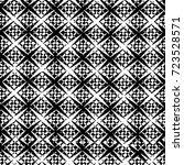 seamless grunge texture black... | Shutterstock .eps vector #723528571