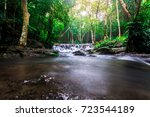 the landscape photo  sam lan... | Shutterstock . vector #723544189
