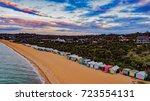 mornington peninsula   Shutterstock . vector #723554131