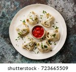 Traditional Steamed Dumplings...