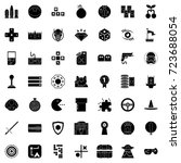 game icons | Shutterstock .eps vector #723688054