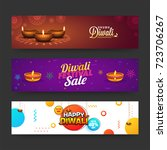 diwali  indian festival of... | Shutterstock .eps vector #723706267