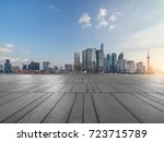 cityscape and skyline of... | Shutterstock . vector #723715789