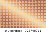 geometric pattern background | Shutterstock . vector #723745711