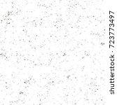 seamless dark brown grunge... | Shutterstock . vector #723773497