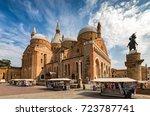 the basilica di sant'antonio in ...