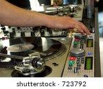 dj | Shutterstock . vector #723792