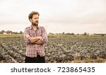 forty years old caucasian... | Shutterstock . vector #723865435