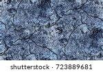 blue background worn denim... | Shutterstock . vector #723889681