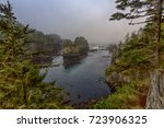 Small photo of Cape Flattery, Makah Tribe Indian Reservation, Olympic National park in Washington, USA
