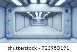3d rendering futuristic