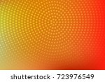 colorful halftone background ... | Shutterstock . vector #723976549