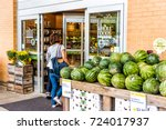 fairfax  usa   september 8 ... | Shutterstock . vector #724017937