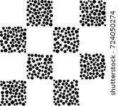 seamless abstract vector... | Shutterstock .eps vector #724050274