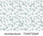 abstract irregular pentagons...   Shutterstock .eps vector #724072069