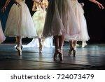 dream  choreography  agility... | Shutterstock . vector #724073479