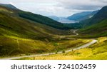 Small photo of View of Loch Maree from Glen Docherty