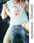 Infant Baby Child Boy Six...