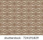 ornamental pattern vector. set 3 | Shutterstock .eps vector #724191829