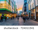 dortmund  germany   september... | Shutterstock . vector #724311541