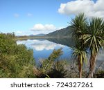 Small photo of Lake Ianthe in New Zealand
