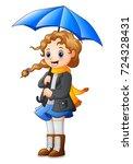 vector illustration of... | Shutterstock .eps vector #724328431
