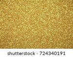 abstract glitter  lights... | Shutterstock . vector #724340191