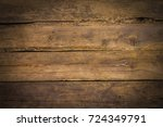 wooden background | Shutterstock . vector #724349791