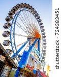 munich  germany   september 25  ...   Shutterstock . vector #724383451