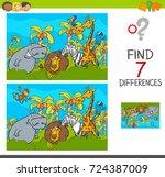 cartoon vector illustration of... | Shutterstock .eps vector #724387009
