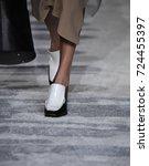 new york  ny   september 10  a... | Shutterstock . vector #724455397