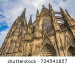 Cologne Cathedral  Monument Of...