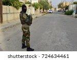 kirkuk iraq  september 25  ...   Shutterstock . vector #724634461