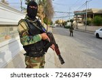 kirkuk iraq  september 25  ...   Shutterstock . vector #724634749