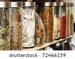 traditional chinese medicine... | Shutterstock . vector #72466159