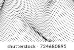 wide format abstract background ... | Shutterstock .eps vector #724680895
