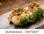photo of delicious stuffed... | Shutterstock . vector #72472657