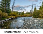 Mountain Creek   An Autumn...