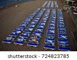 istanbul  turkey   8 september...   Shutterstock . vector #724823785