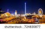 munich  germany   september 21  ...   Shutterstock . vector #724830877