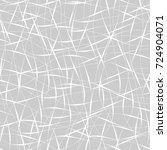 abstract seamless vector... | Shutterstock .eps vector #724904071