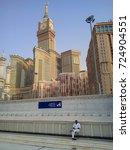 saudi arabia  mecca   18 august ... | Shutterstock . vector #724904551