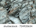 stone texture background detail ... | Shutterstock . vector #724920634